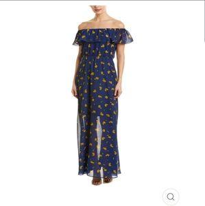 Betsey Johnson Maxi Dress size 6